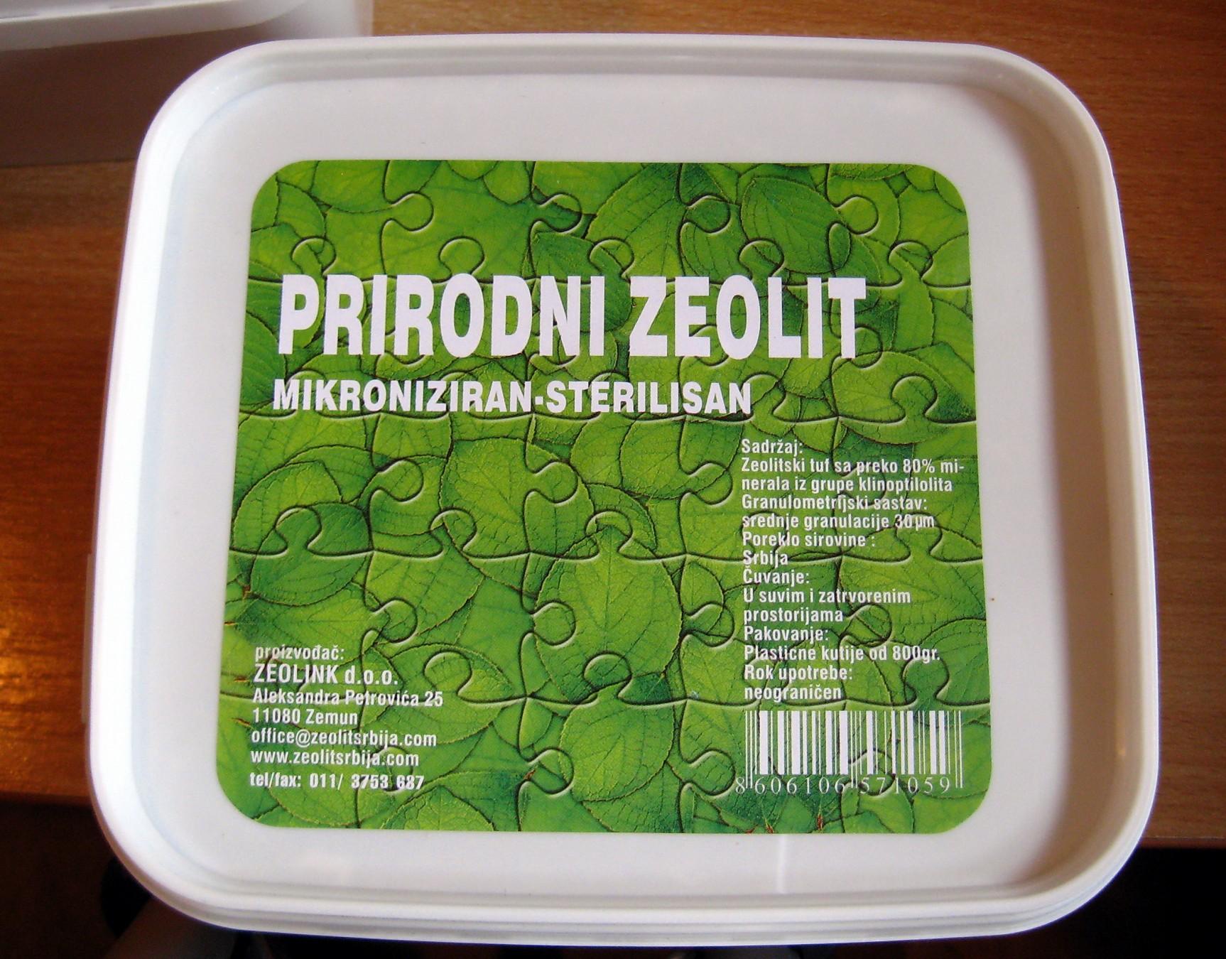 Zeolit – čudotvorni lek ili ne?